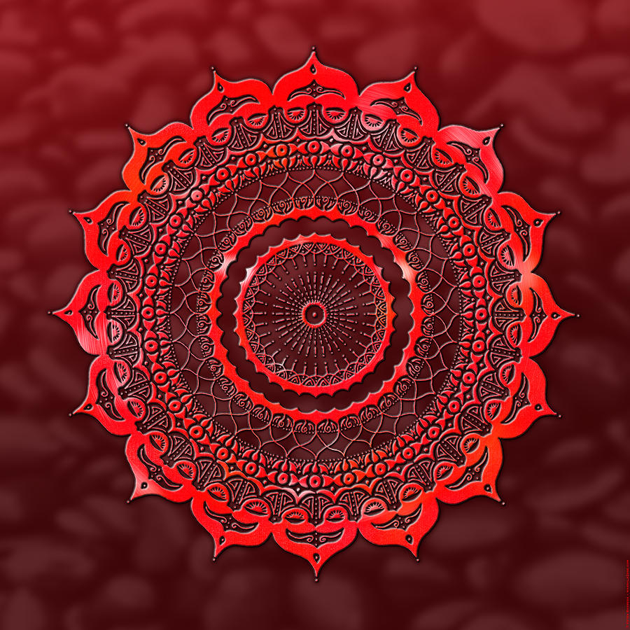 Promotion Transparent Hard Plastic Flower Mandala Henna