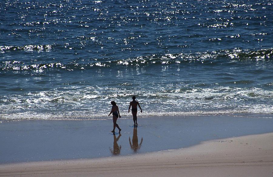 On A Florida Beach Photograph