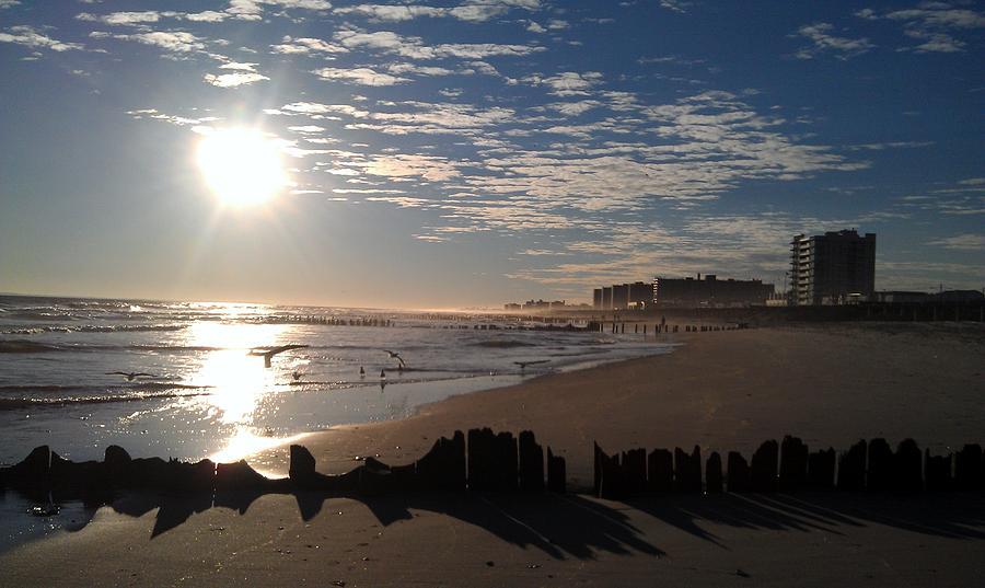 Beach Photograph - On The Beach by Rita Tortorelli