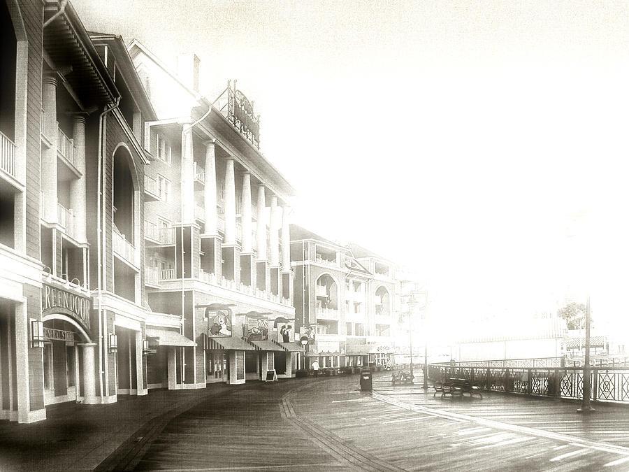 On The Boardwalk Photograph