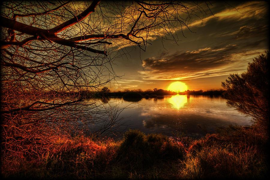 Arizona Photograph - On The Horizon by Saija  Lehtonen