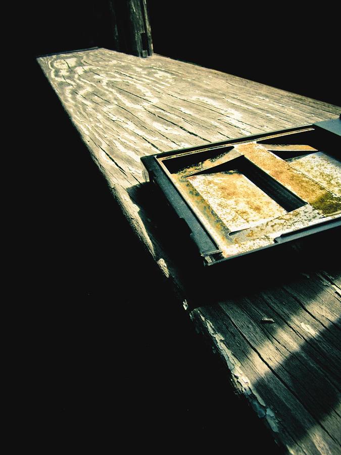 Ledge Photograph - On The Ledge by Jessica Brawley