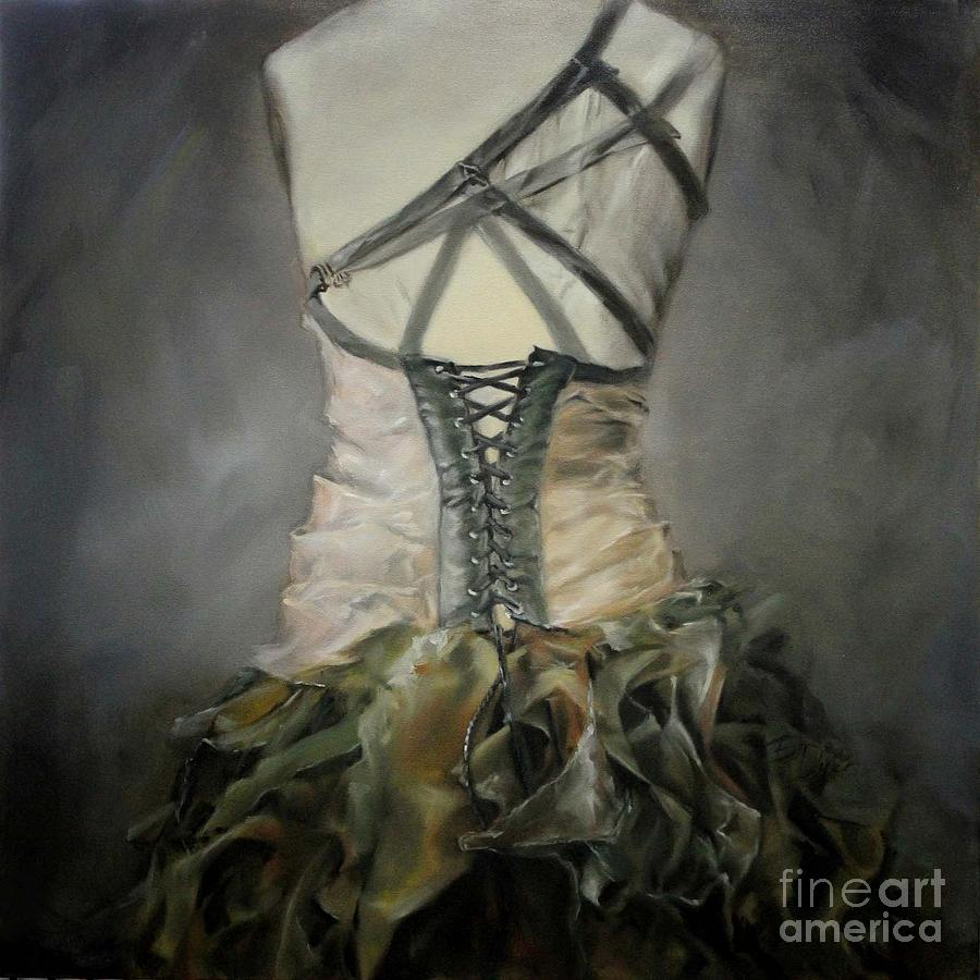 Oil Paintings Painting - On The Mani 09 by Roxanne Dyer