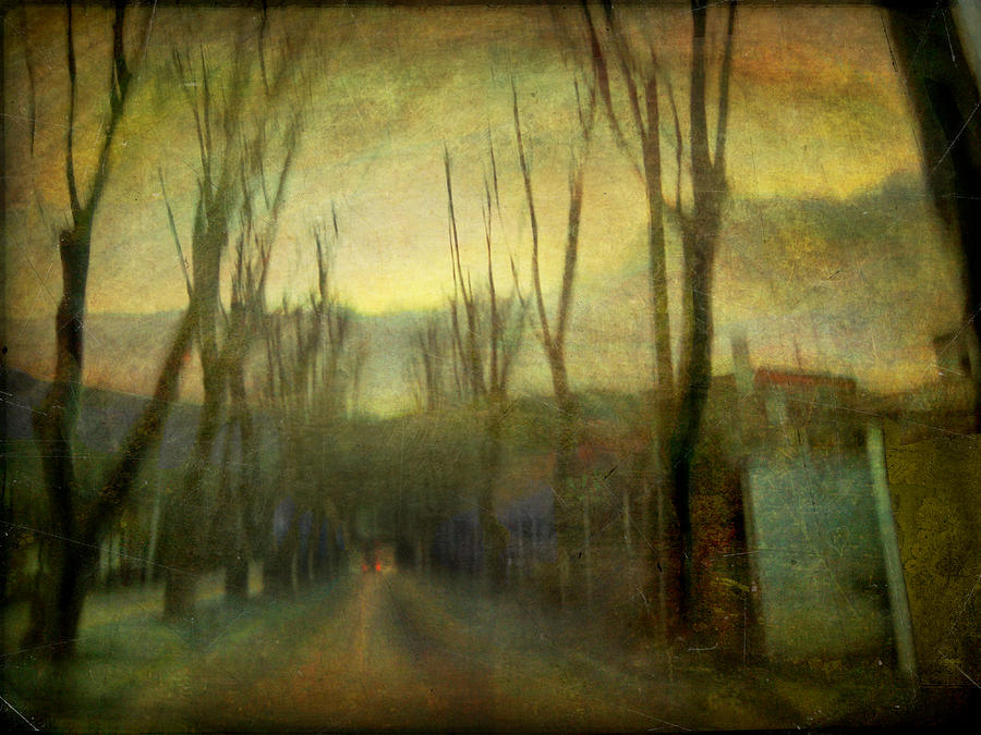 Digital Photograph - On The Road #13 by Alfredo Gonzalez
