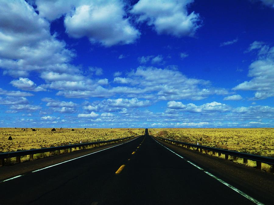 Landscape Photograph - On The Road Again by Rob Hallifax