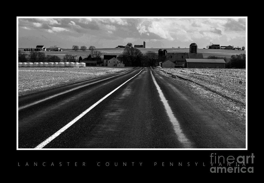 Storm Photograph - On The Road by Vilas Malankar