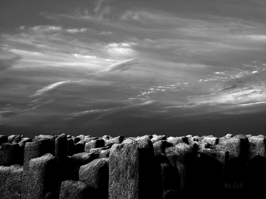 Landscape Photograph - Once There Was A Place by Bob Orsillo