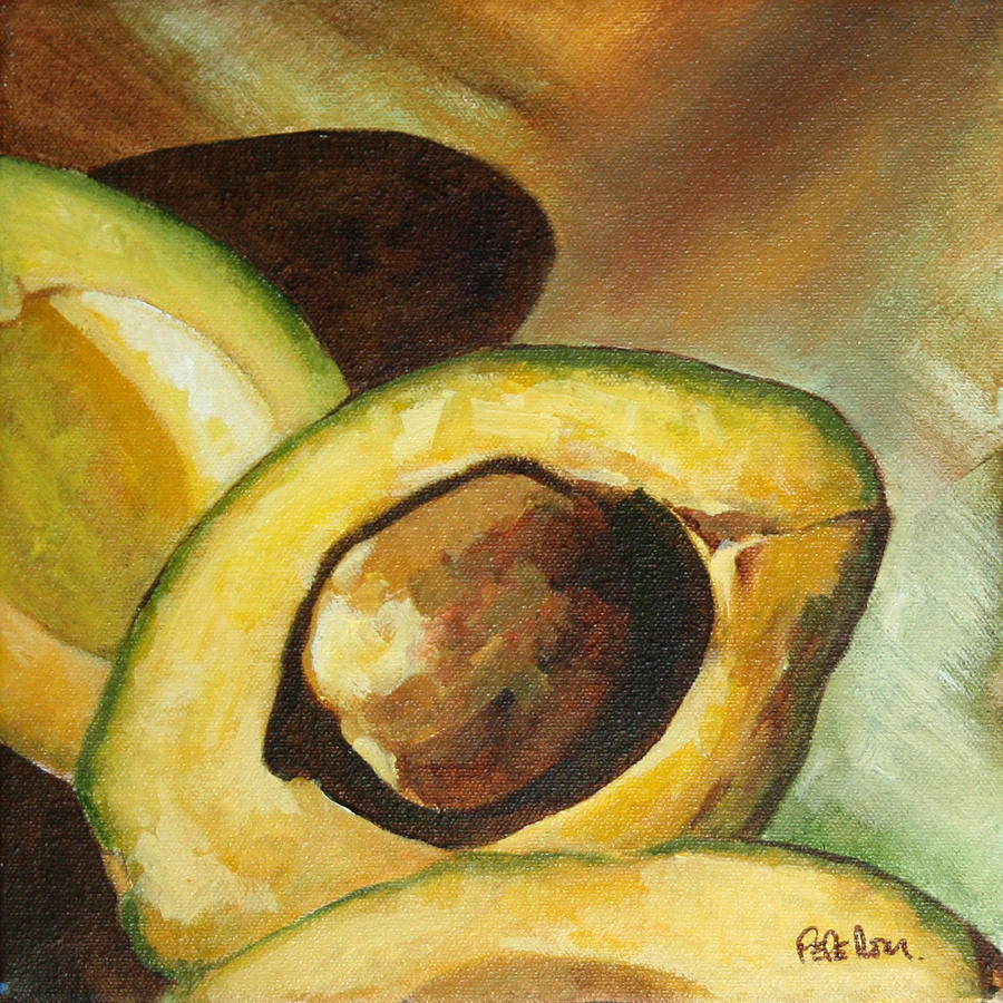 Still Life Painting - One And Half by Pepe Romero