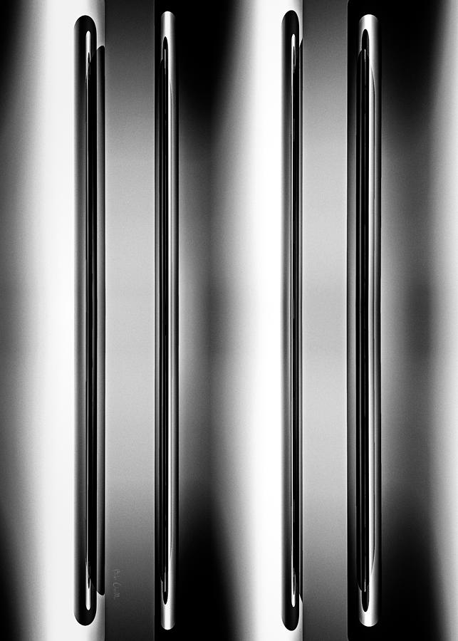 Needle Photograph - One And Two Halves by Bob Orsillo