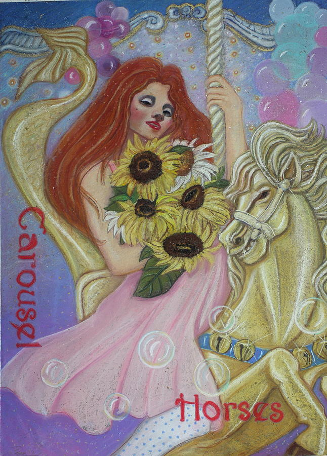 one more ride on the merry-go-round by Pamela Mccabe
