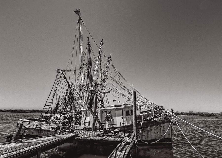 Boats Photograph - One More Season by Debra and Dave Vanderlaan