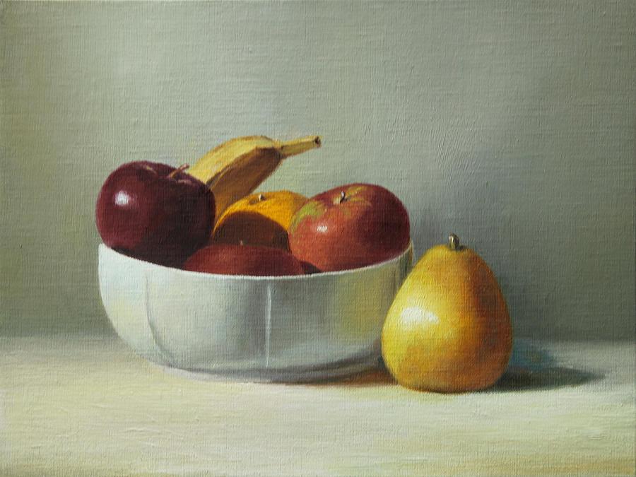 One Pear by Beth Johnston