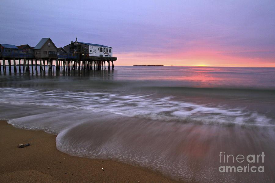 Maine Photograph - OOB Sunrise by Brenda Giasson