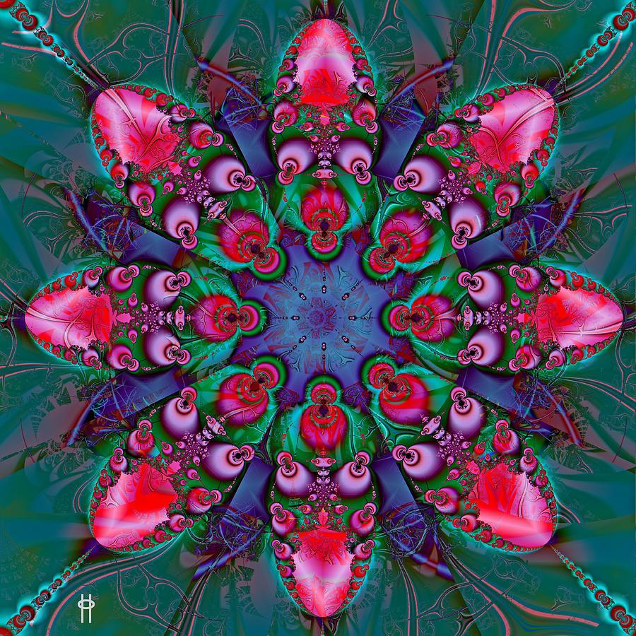 Jim Pavelle Fine Art Digital Art - Ooh La La by Jim Pavelle