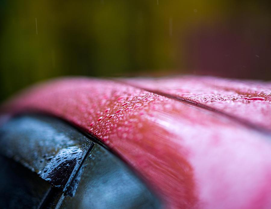 Automobile Photograph - Open Air Parking - Featured 3 by Alexander Senin