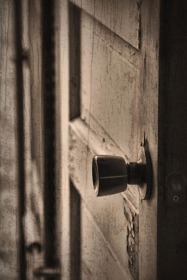 Black And White Photograph Photograph - Open Doors by Dan Sproul