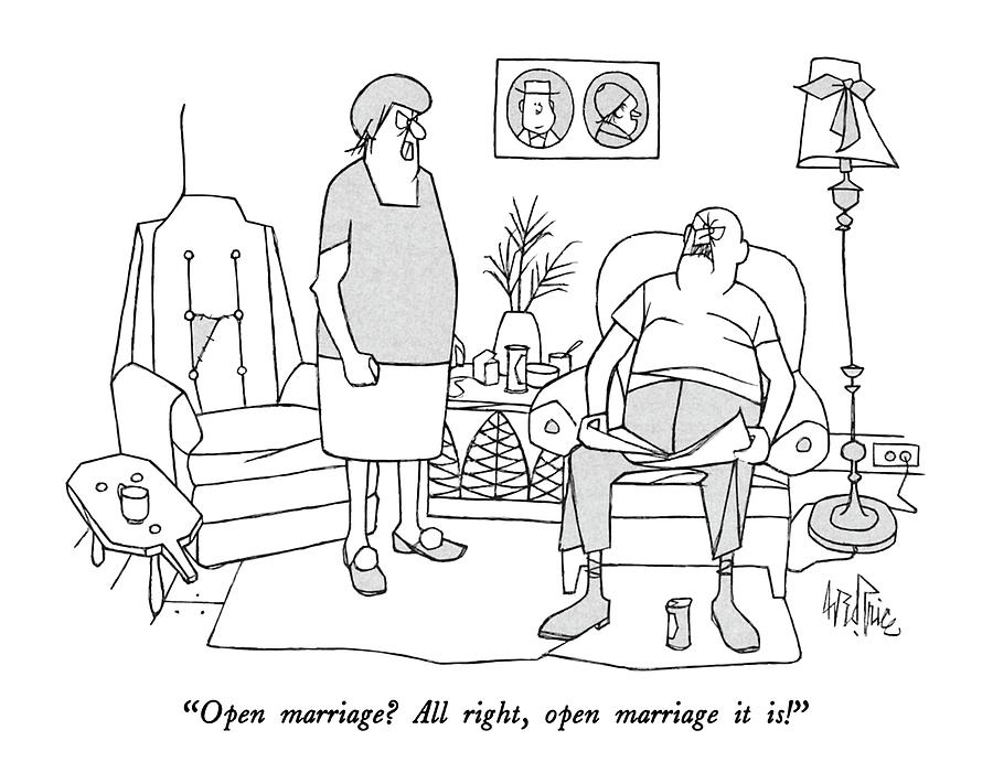 open marriage all right by george price