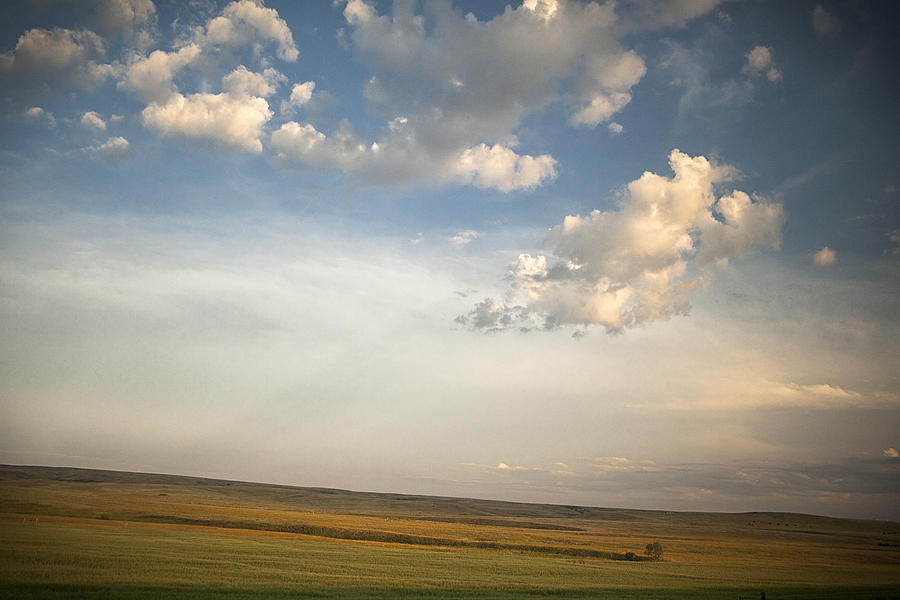 Landscape Photograph - Open Skies by Andrew Soundarajan