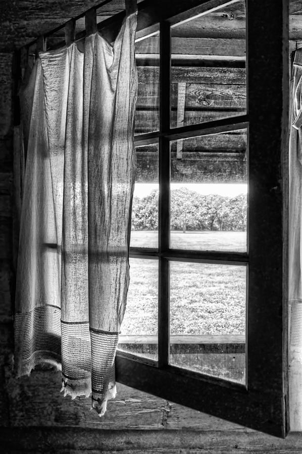 Open Window Photograph - Open Window by Nikolyn McDonald