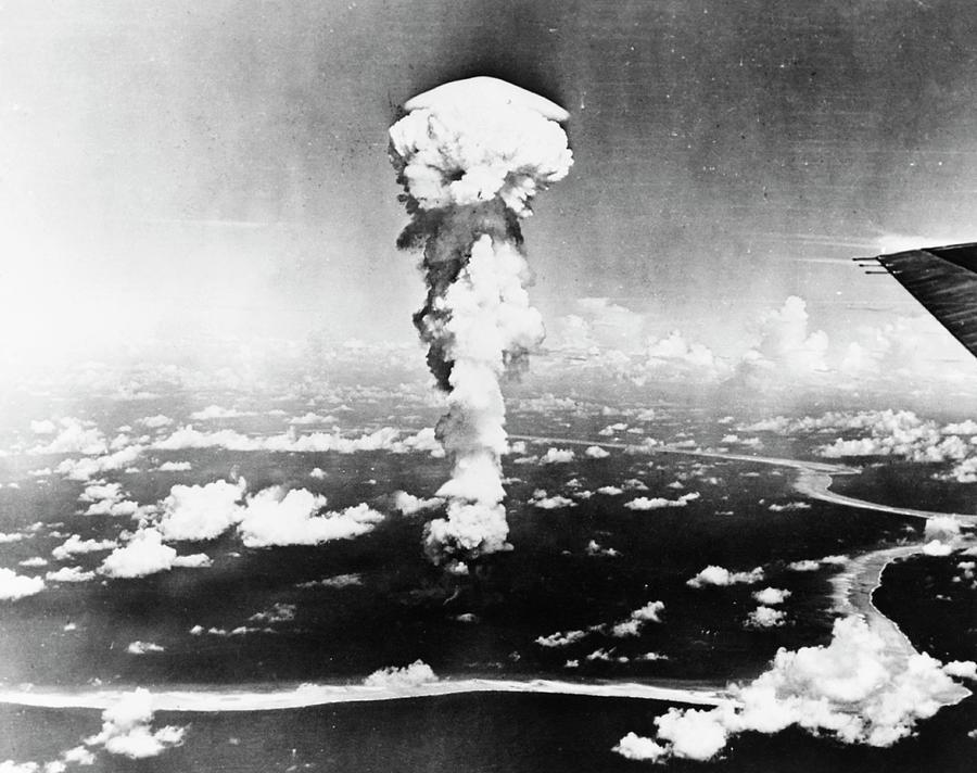 America bomb bikini island
