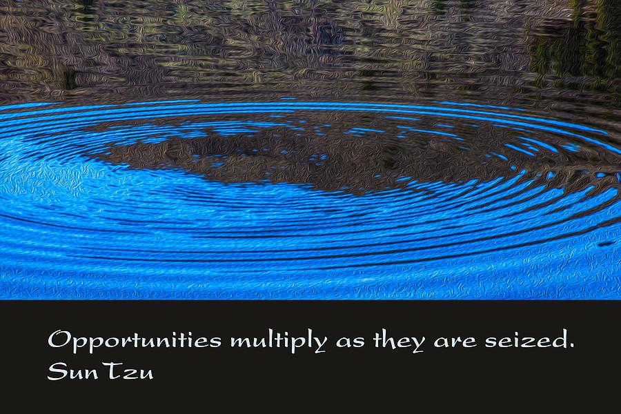 Opportunites Multiplied Digital Art by Omaste Witkowski