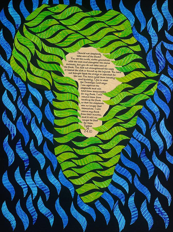 Oppressed but not Forgotten by Yolanda Redd