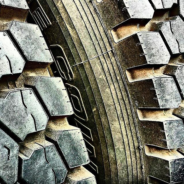 Flick Photograph - Optimus Primes Tyres. #movies by J Roustie