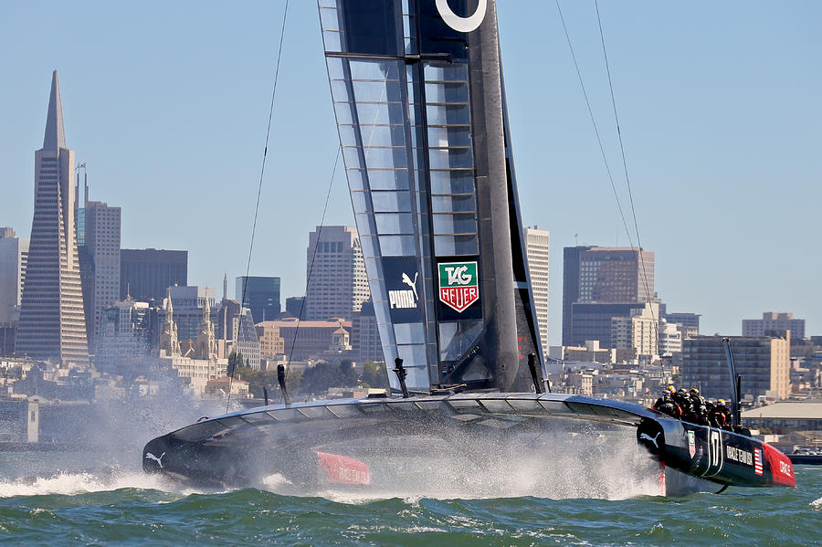 Oracle Photograph - Oracle Wake by Steven Lapkin
