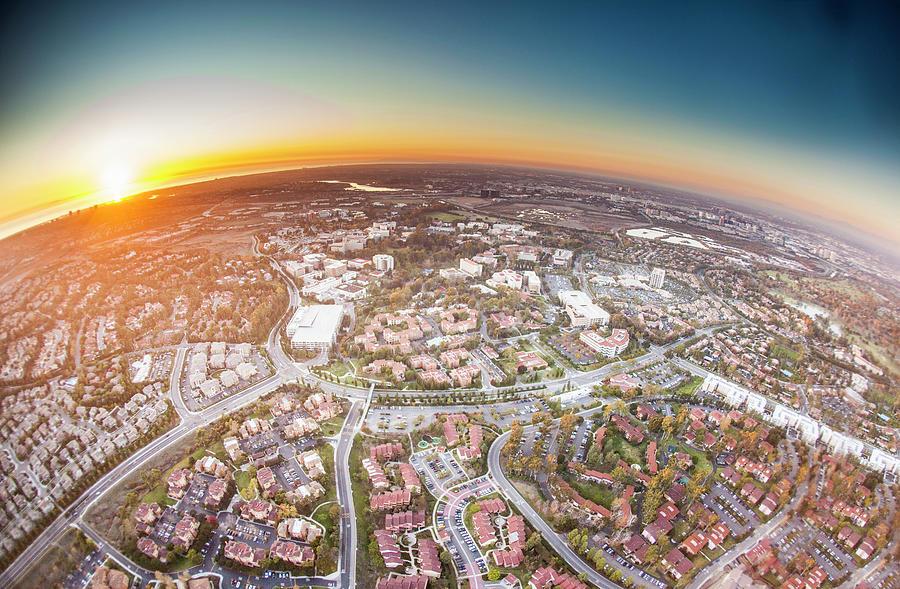 Orange County, California Photograph by Adamkaz