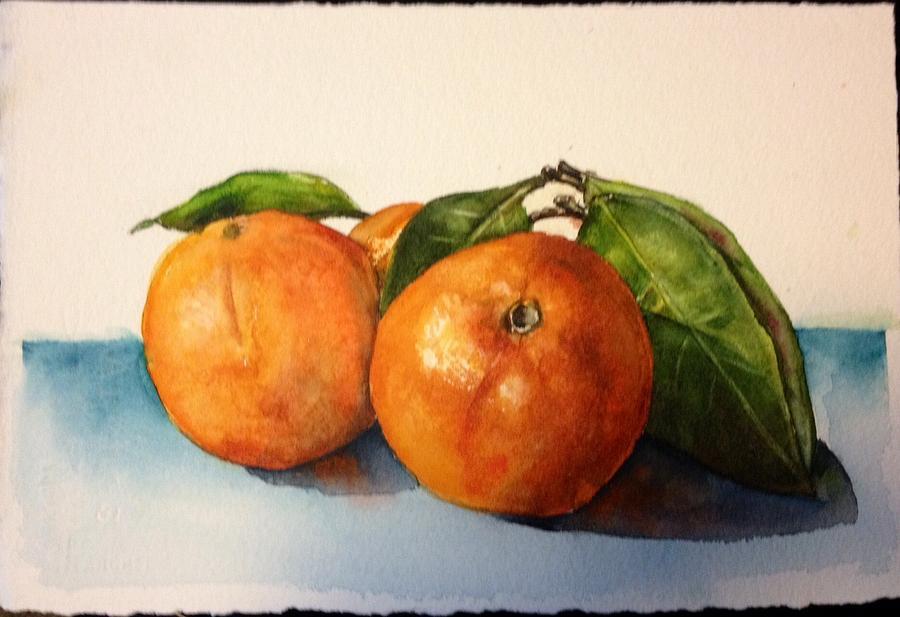 Orange by Diane Ziemski