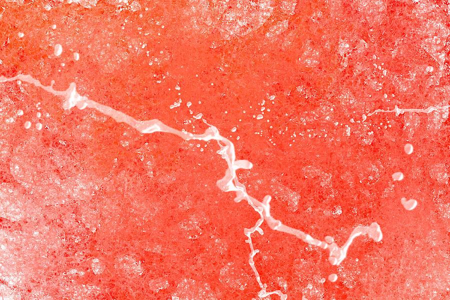 Dreamsicle Digital Art - Orange Dreamsicle by Jeff Montgomery