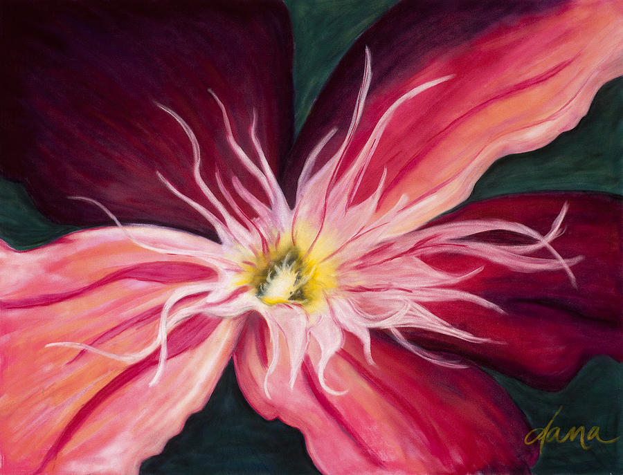 Orchid Painting - Orchid by Dana Strotheide