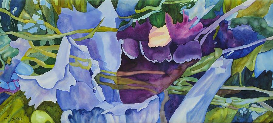 Orchid Rhapsody by Artimis Alcyone