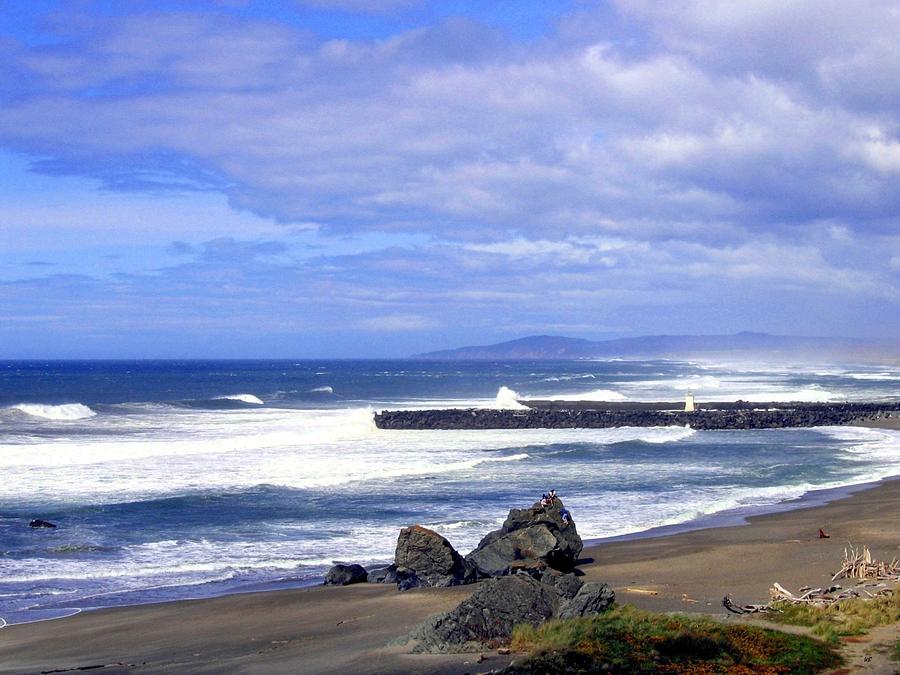 Oregon Breakers by Will Borden