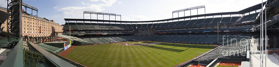 Oriole Park Photograph - Oriole Park At Camden Yards by Darleen Stry