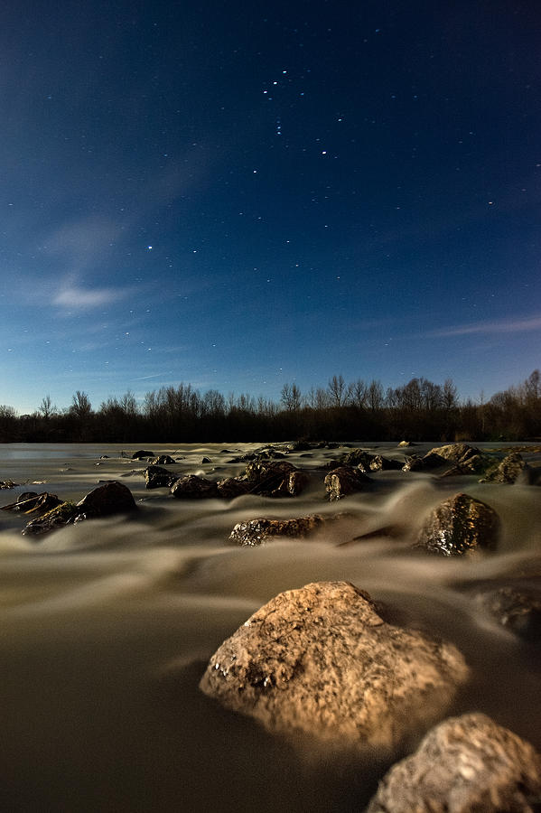 Landscape Photograph - Orion by Davorin Mance