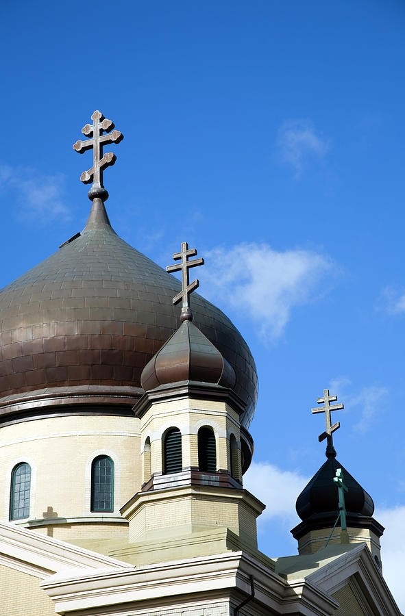 Orthodox Church Photograph by Snap Decision