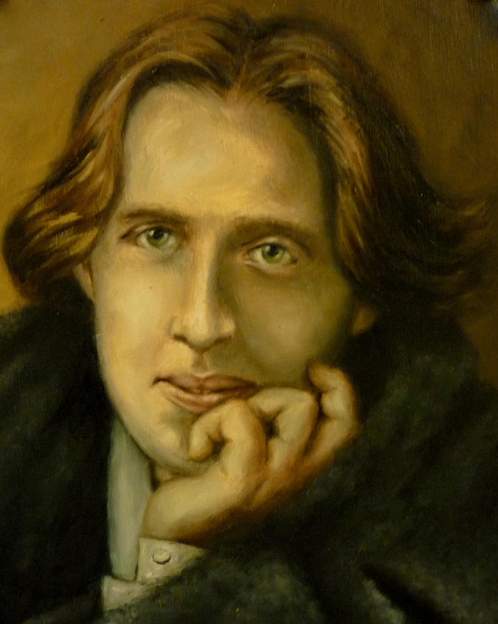 Image result for oscar wilde paintings