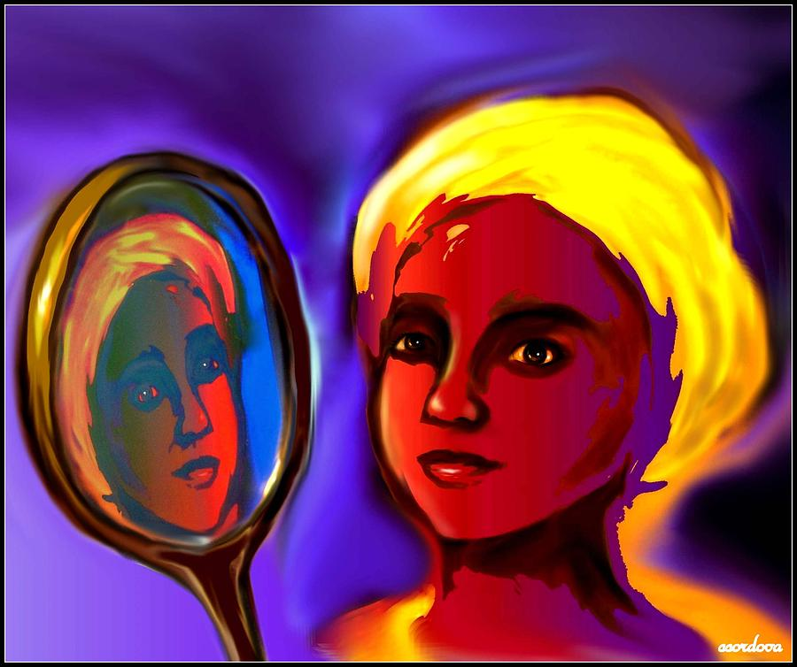 Oshun Digital Art - Oshun -goddess Of Love by Carmen Cordova