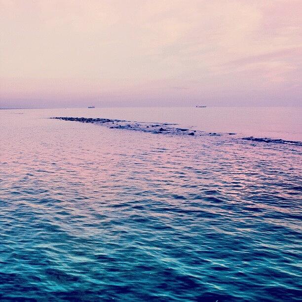 Beautiful Photograph - Ostia Sea by Emanuela Carratoni