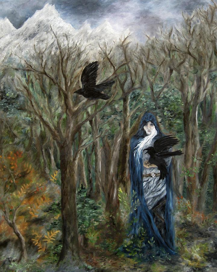 The Raven God by FT McKinstry