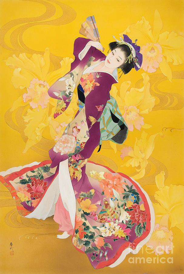 Haruyo Morita Paintings Art Prints Posters