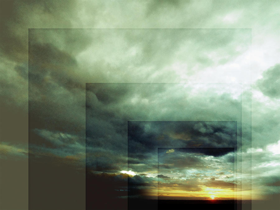 Abstract Photograph - Outside Insight by Florin Birjoveanu