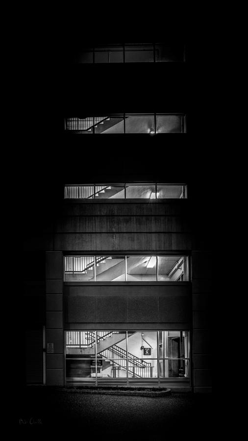 Night Photograph - Outside Looking In by Bob Orsillo
