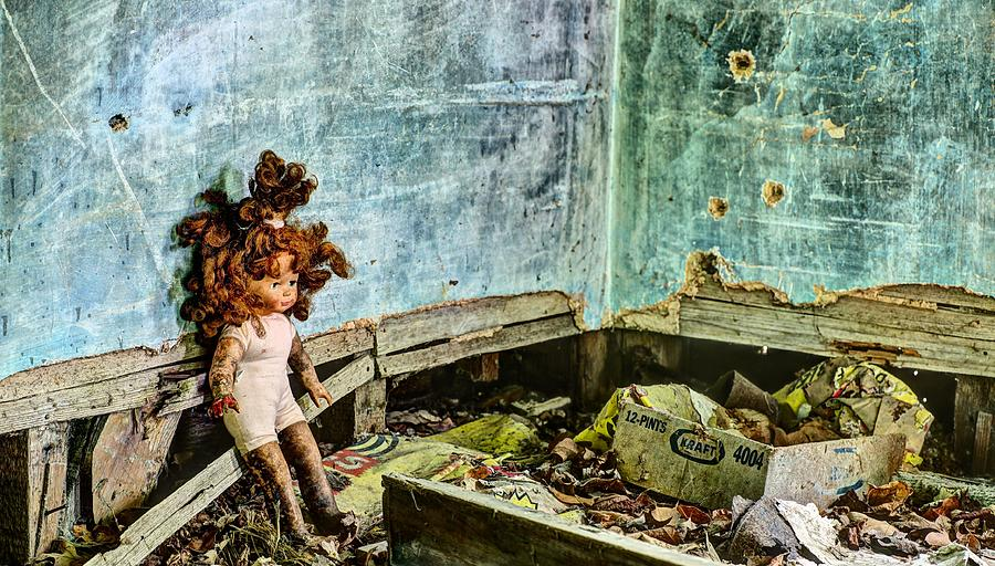 Redhead Photograph - Overwhelmed  by JC Findley