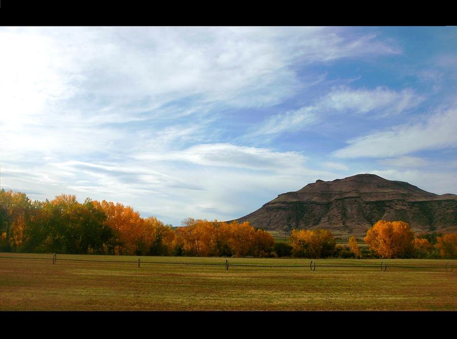 Landscape Photograph - Owahee Oregon by J Montee