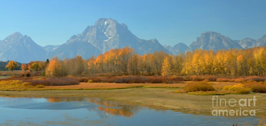 Oxbow Photograph - Oxbow Bend by Kathleen Struckle