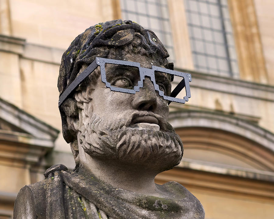 Oxford Geek by Rona Black