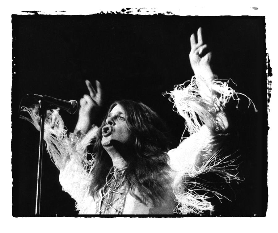 Ozzy Photograph - Ozzy by Sue Arber
