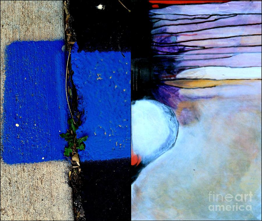 Abstract Photography Painting - p HOTography 137 by Marlene Burns